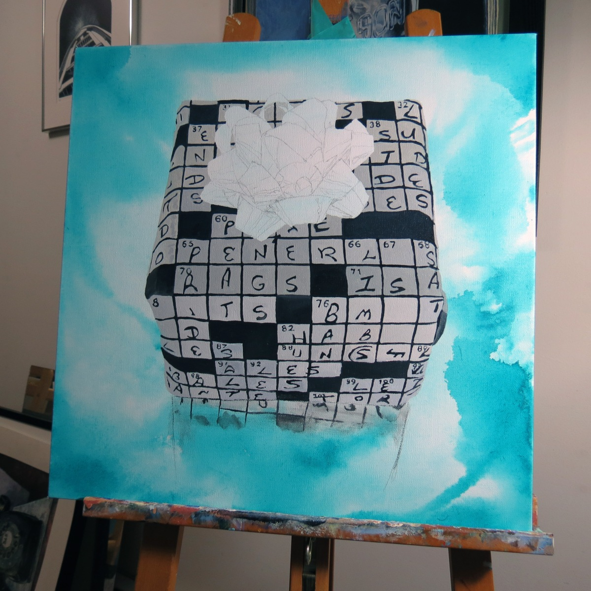 WIP- Never a Crossword