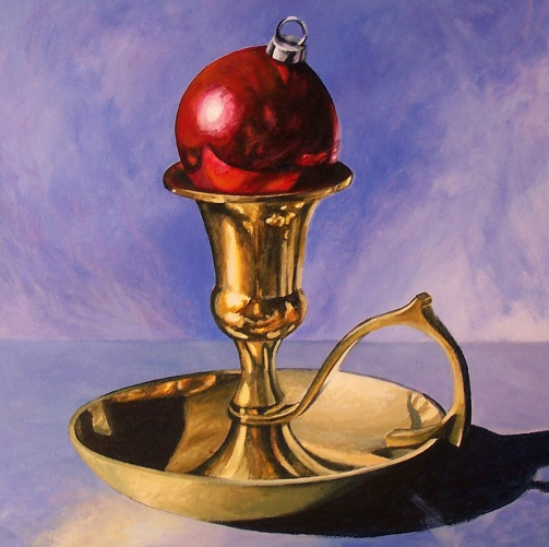Holder Red acrylic Andrew Henderson