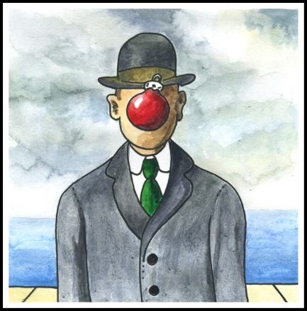 Merry Magritte