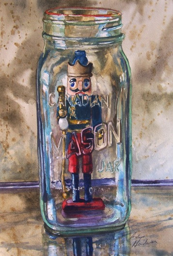 Preserved Nutcracker
