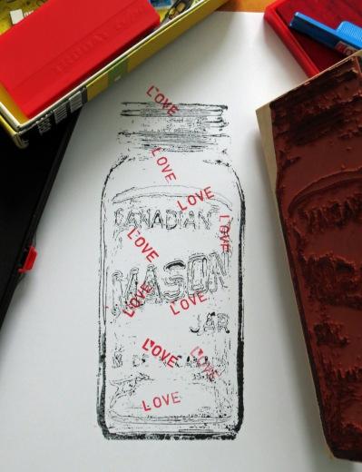Preserved Stamp