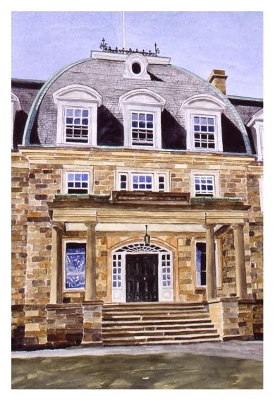 Sir Howard Douglas Hall