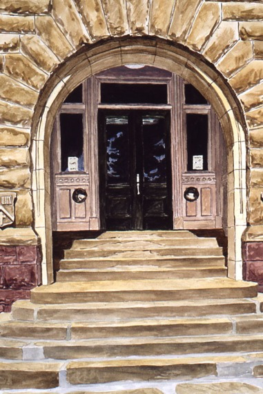 UNB Door