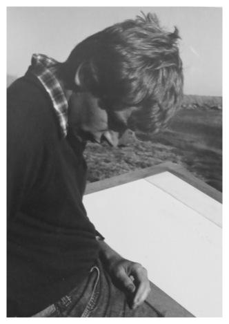 Marsh Painting Andrew Henderson