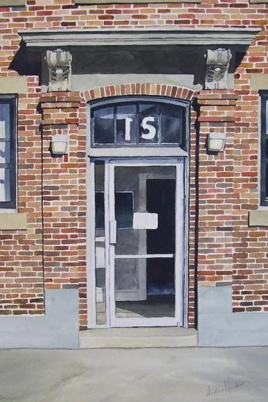 15 watercolour Andrew Henderson