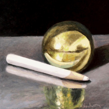Pencil & Sphere