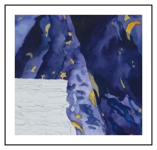 Moon & Stars Fragment Andrew Henderson