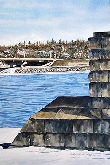 bridge to bridge fredericton