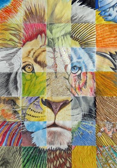 lion grid