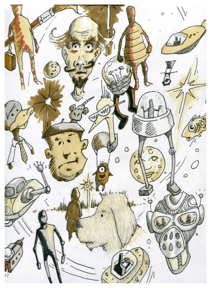Doodles Andrew Henderson
