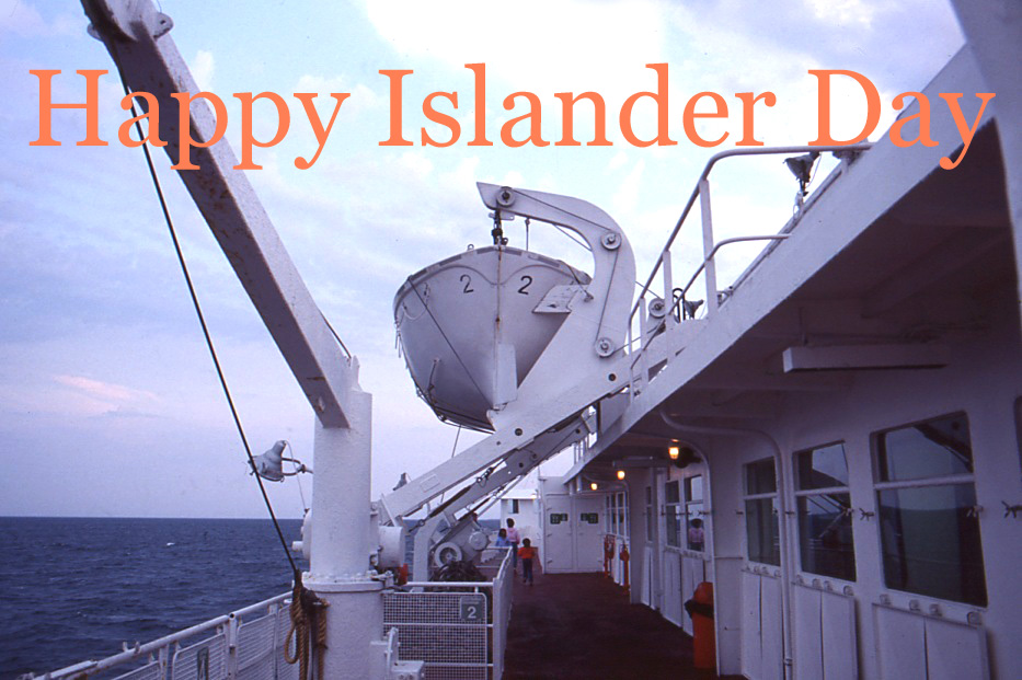 Happy Islander Day