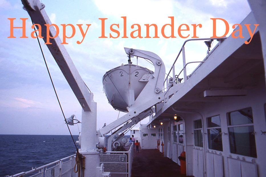 Happy Islander Day