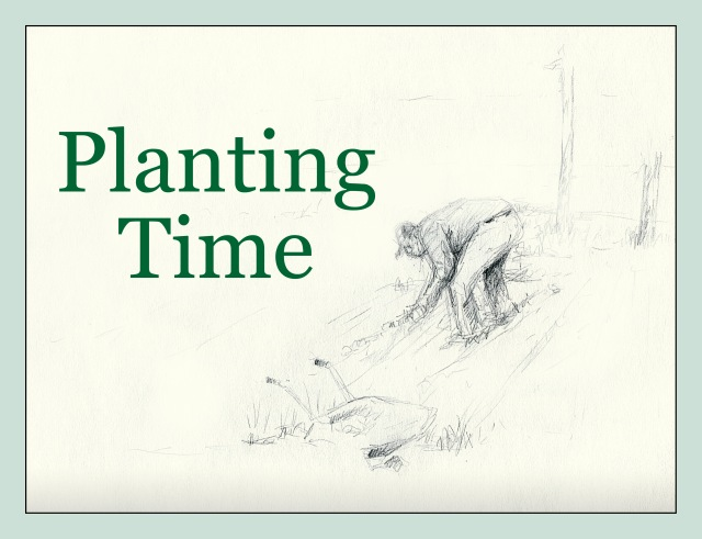 Planting Time Andrew Henderson
