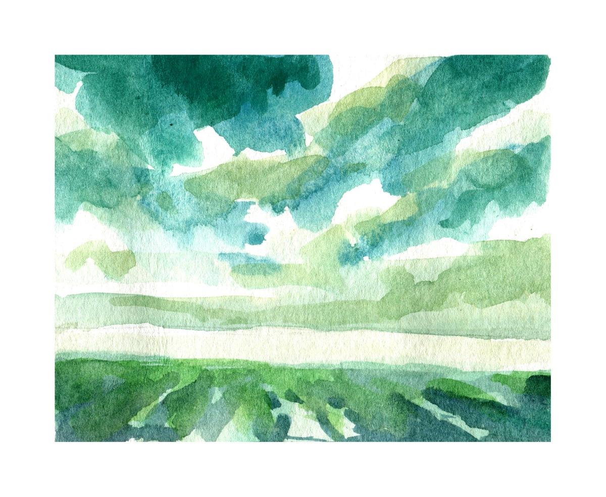 An Emerald Isle