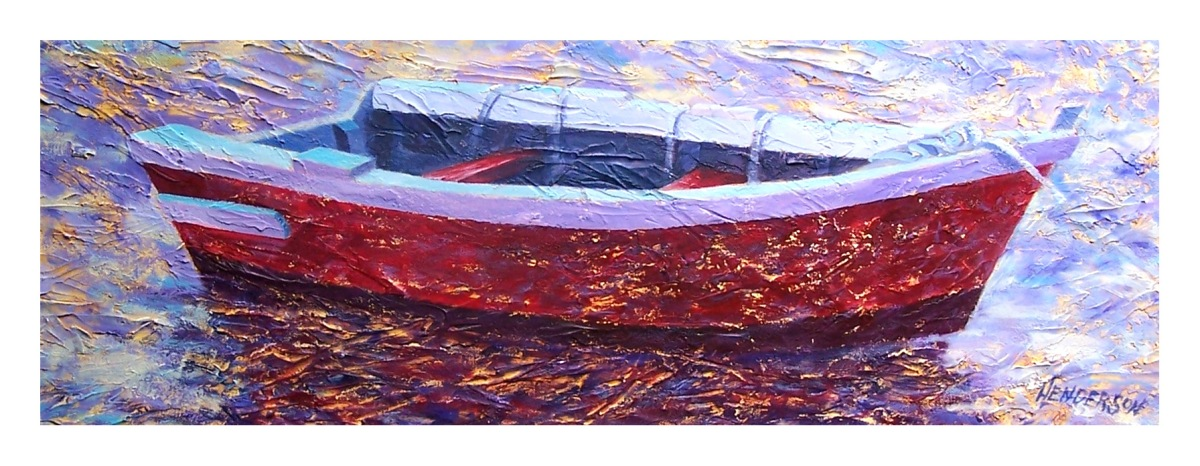 Red Boat andrew henderson