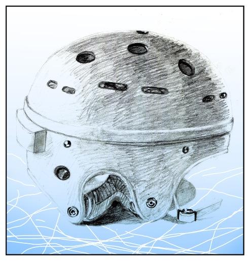 Helmet Andrew Henderson
