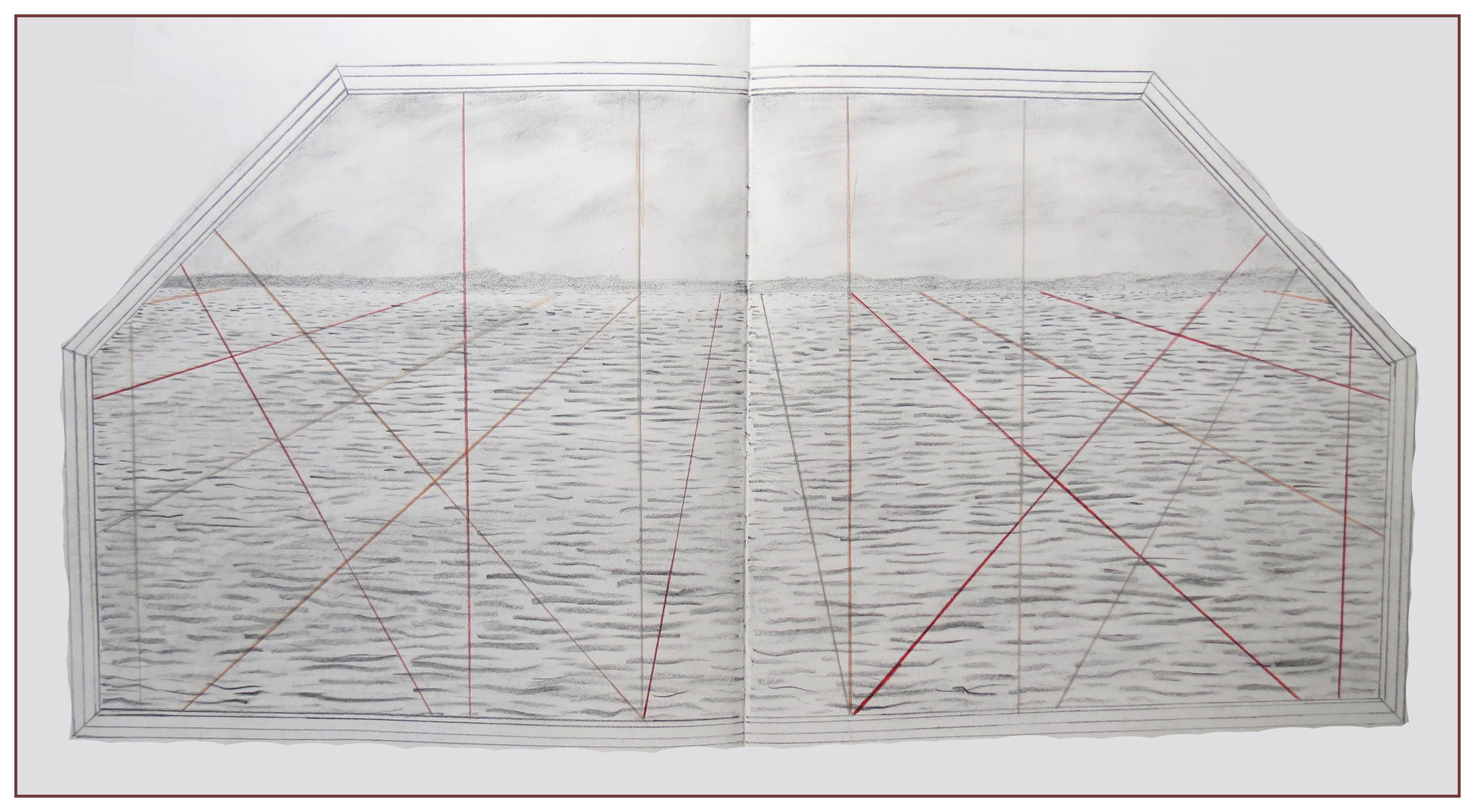 Passage Ways sketch Andrew Henderson