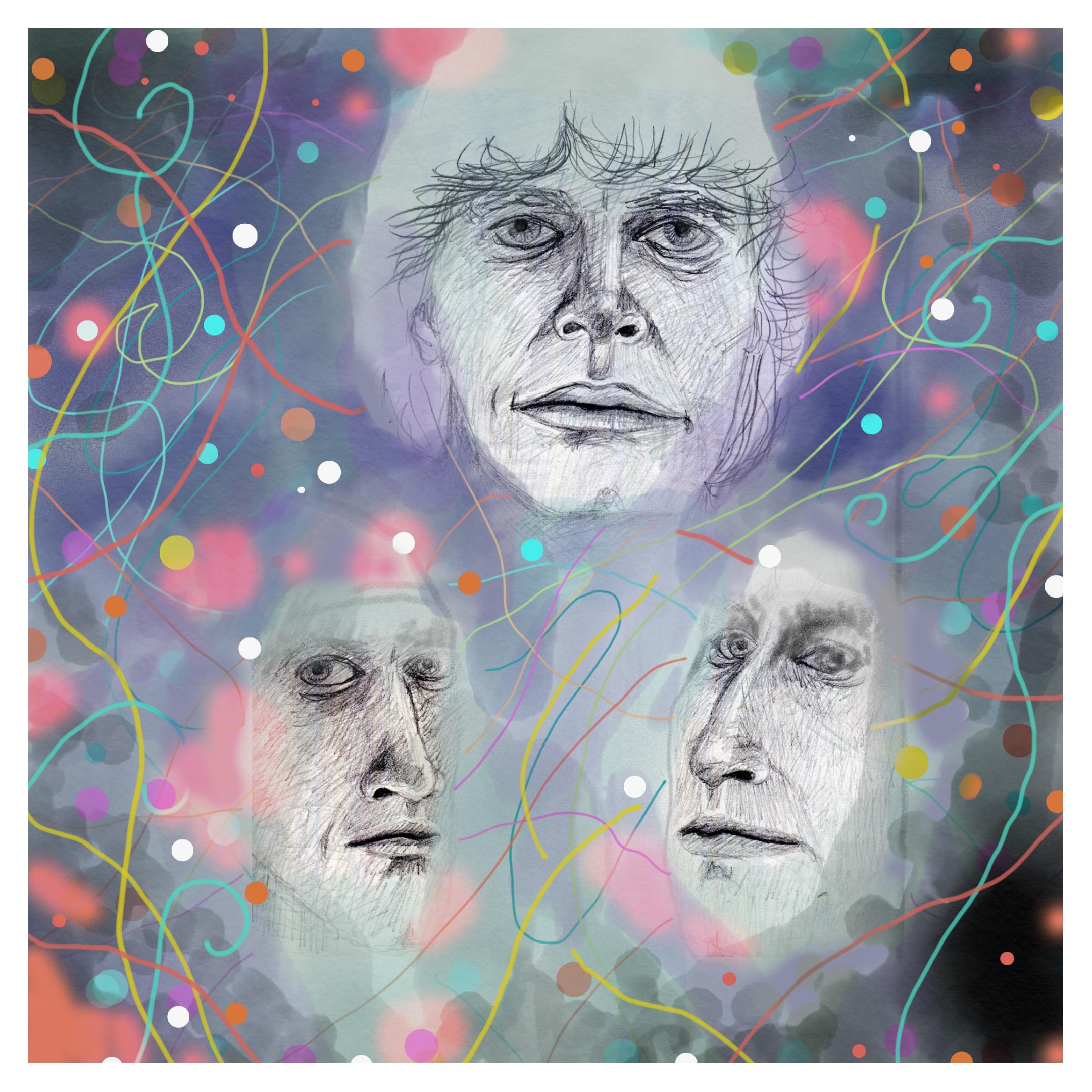 Power Trio sketch Andrew Henderson copy